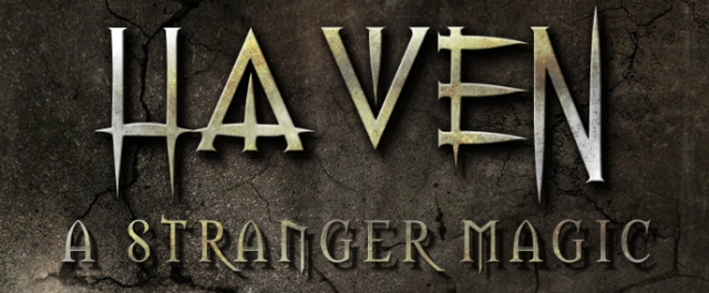 Haven LOGO Stranger Magic